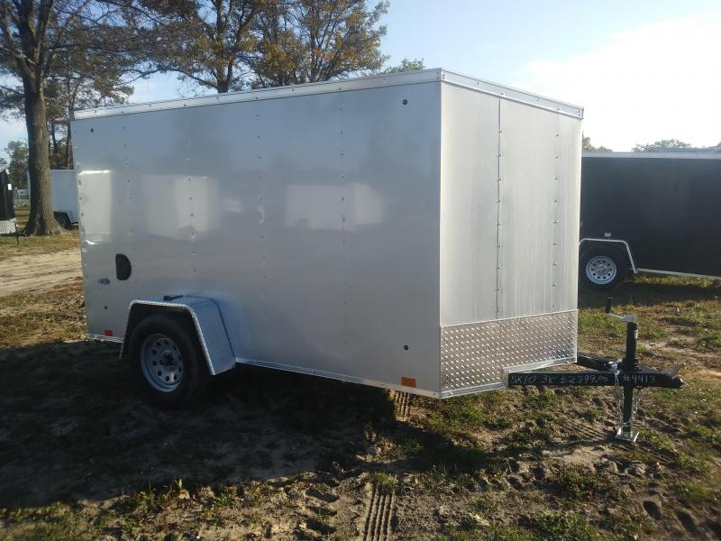 2020 Look Trailers 5X10 Enclosed Cargo Trailer