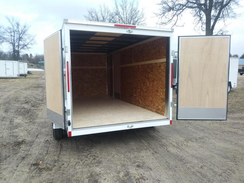 2019 Look Trailers ST 7x14 Cargo / Enclosed Trailer