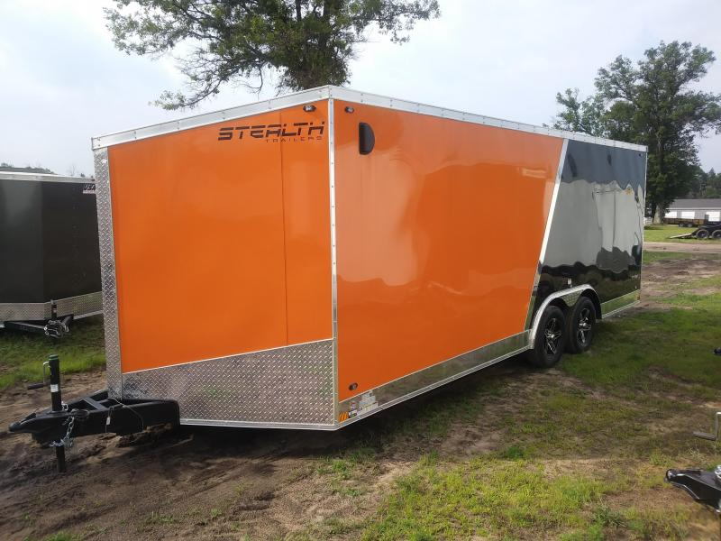 2019 Stealth Trailers STT8520TA2 Car / Racing Trailer