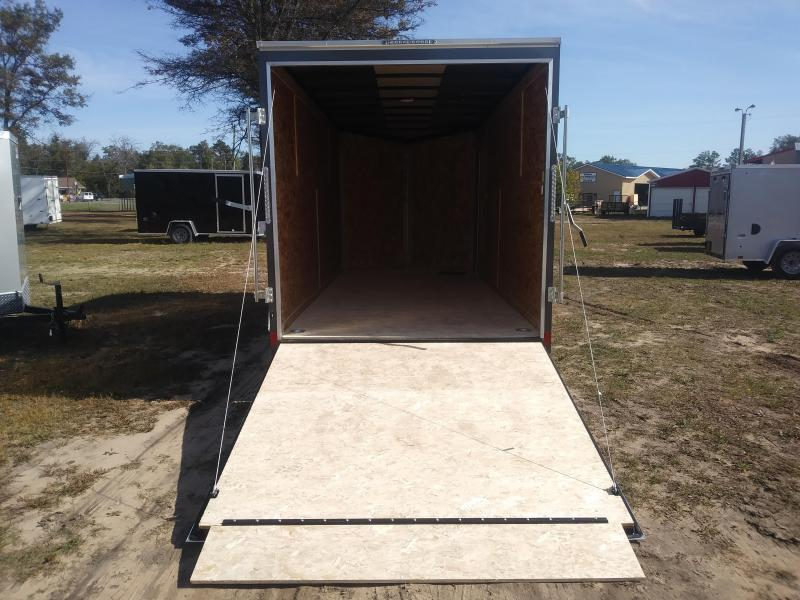 2020 Formula Trailers 7 X 16 Enclosed Cargo Trailer
