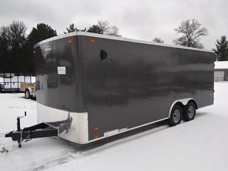 2020 Look Trailers 8.5 X 20 Enclosed Cargo Trailer