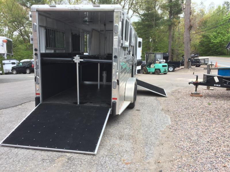 2020  Sundowner Trailers Sundowner 2&1 Horse Trailer