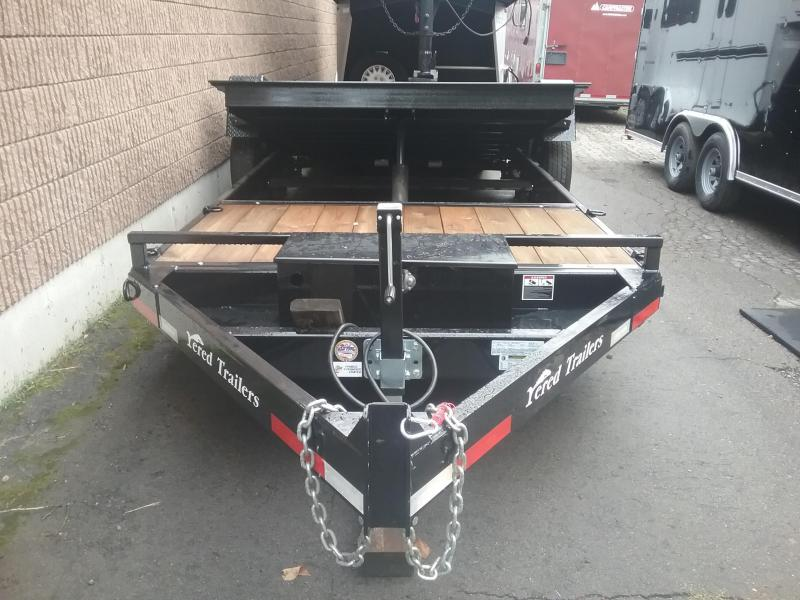 2018 Bri-Mar Ht20-14Tilt Equipment Trailer