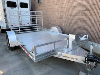 2019 Sundowner Trailers SD Utility/Flatbed Construction