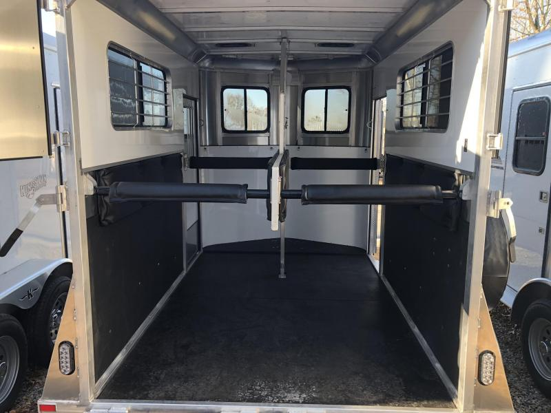 2020 Kingston Classic Elite Horse Trailer