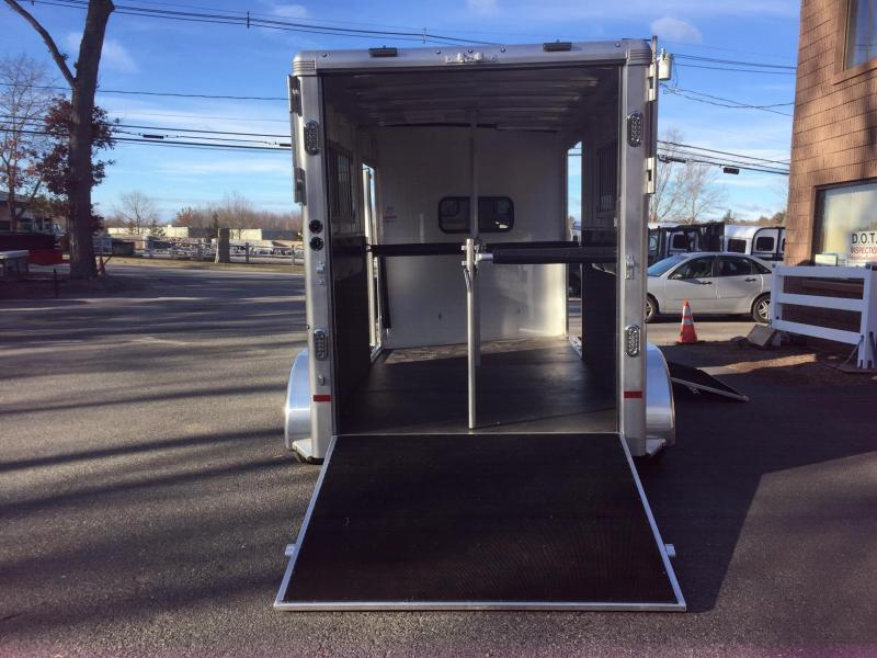 2019 Sundowner Trailers Sundowner  side unload