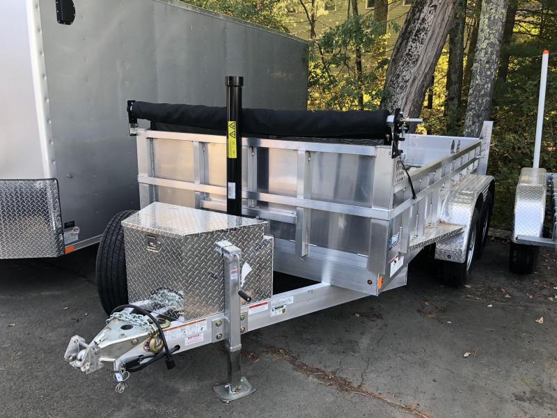 2019 CargoPro Trailers 7x14 Dump Trailer