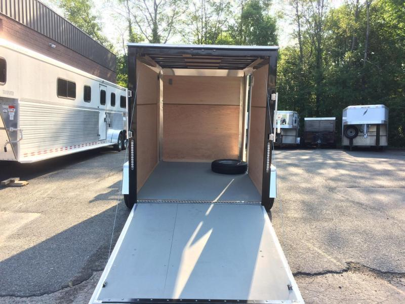 2019 Integrity Trailers HL 6x10 Enclosed Cargo Trailer