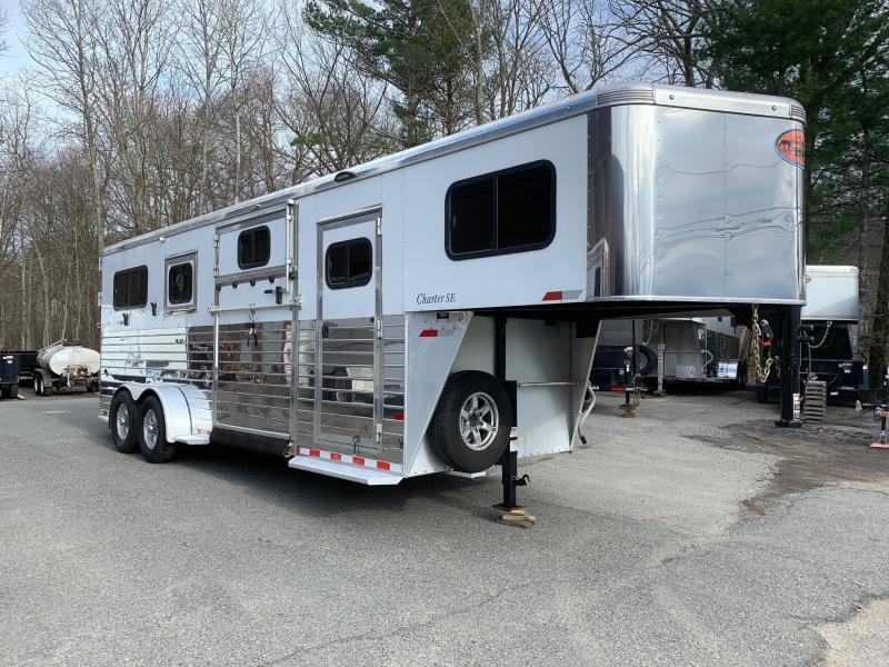 2018 Sundowner Trailers Sundowner 2+1 Horse Trailer