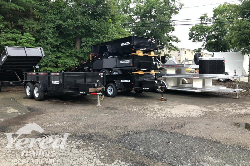 New Dump/ Flatbed Trailers