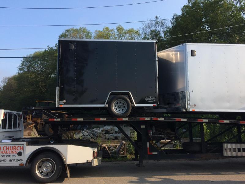 2019 Integrity Trailers Cargo Enclosed Cargo Trailer