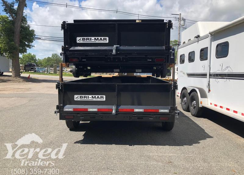 2019 Bri-Mar Dumps Dump Trailer
