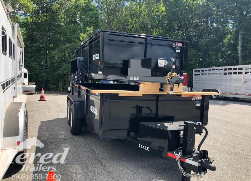 2020  Bri-Mar Dumps Dump Trailer