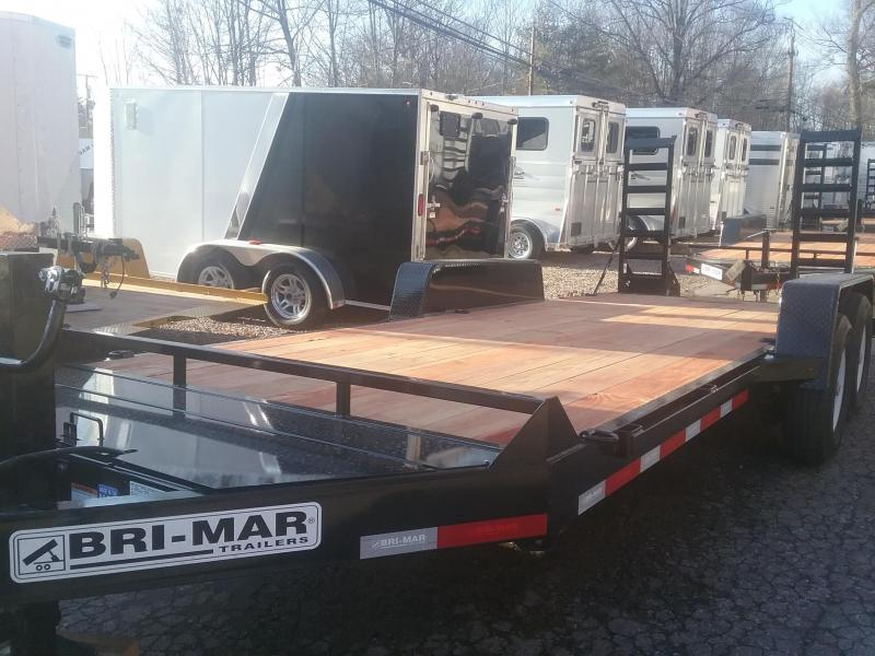 2019 Bri-Mar EH18-14 Equipment Trailer