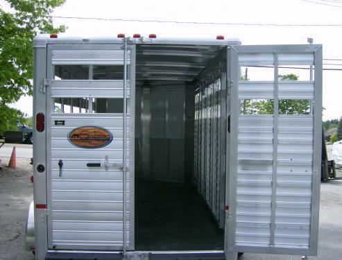 2021   Sundowner Trailers Stockman 18ft Stock BP