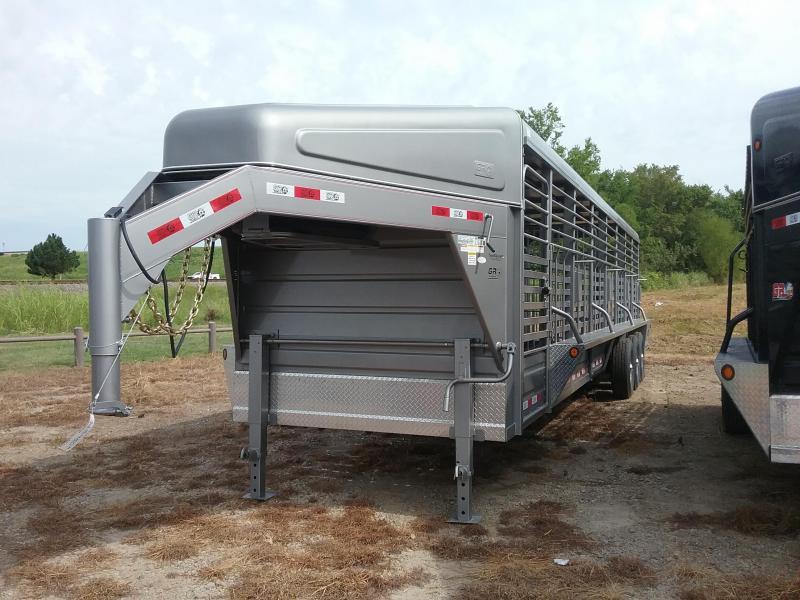 2019 GR Trailers STH6832W20LNR Livestock Trailer