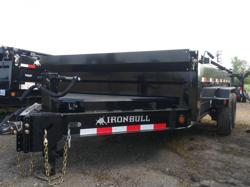2020 Iron Bull DWB8314072 Dump Trailer