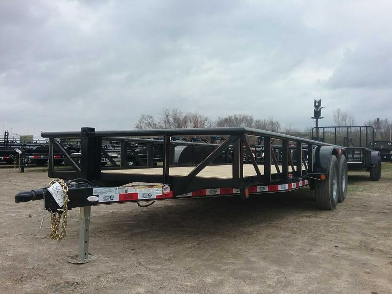 2020 GR Trailers UT7018WR10L Utility Trailer