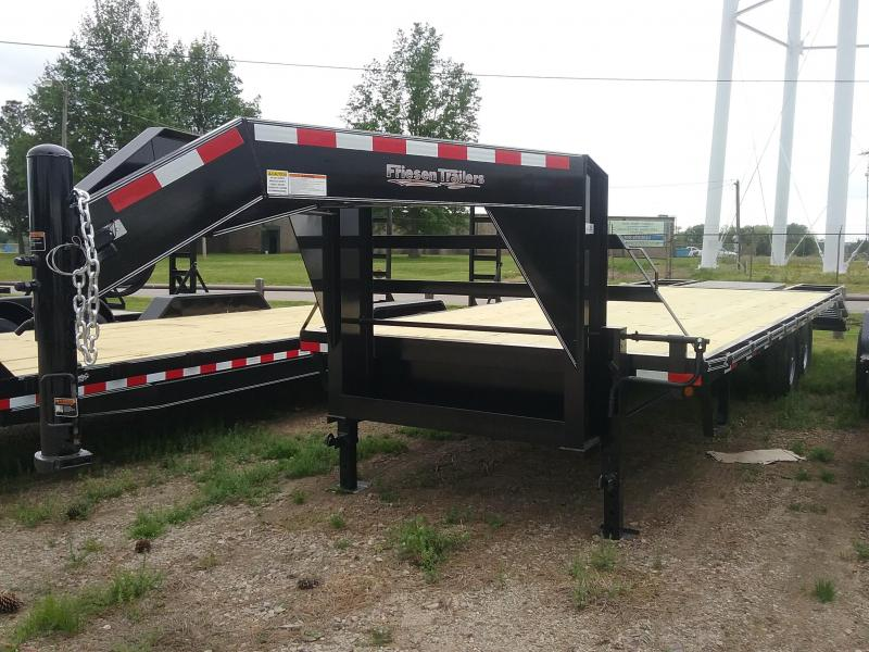 2019 Friesen Trailers GND1410225 Flatbed Trailer
