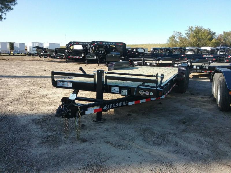 2020 Iron Bull ETB8322072 Equipment Trailer