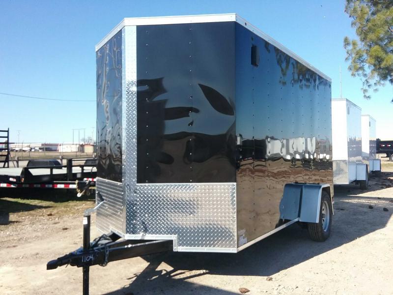 2020 Prime Trailer Manufacturing CT6X12SAPRIME Enclosed Cargo Trailer