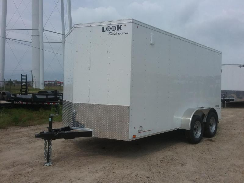 2020 Look Trailers LSCBA7.0X14TE2FE Enclosed Cargo Trailer