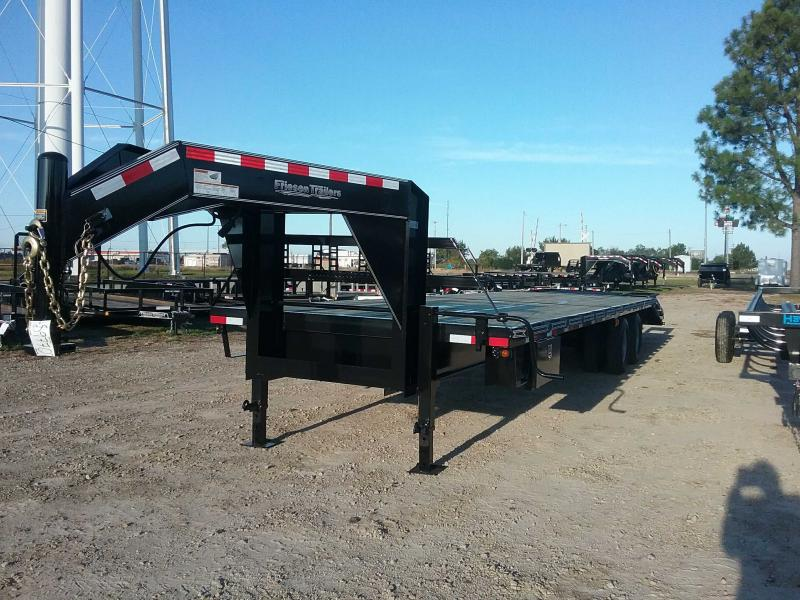2020 Friesen Trailers GND2410232 Flatbed Trailer
