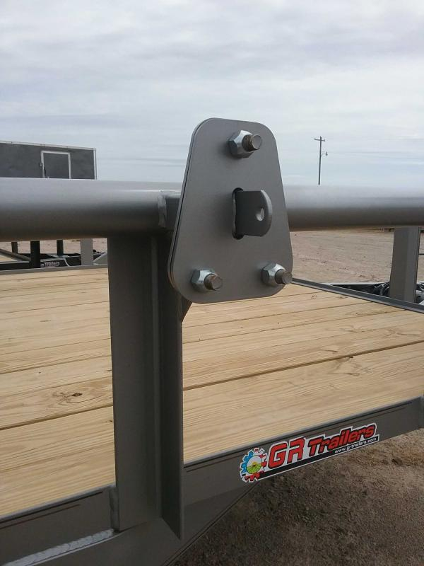 2020 GR Trailers UT7016WR07L Utility Trailer