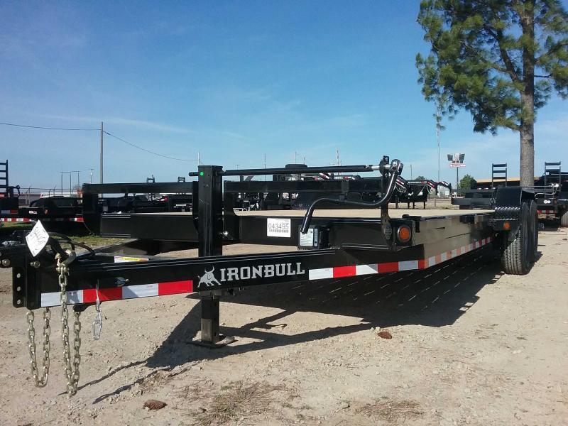 2020 Iron Bull ETB8322072 Equipment Trailer