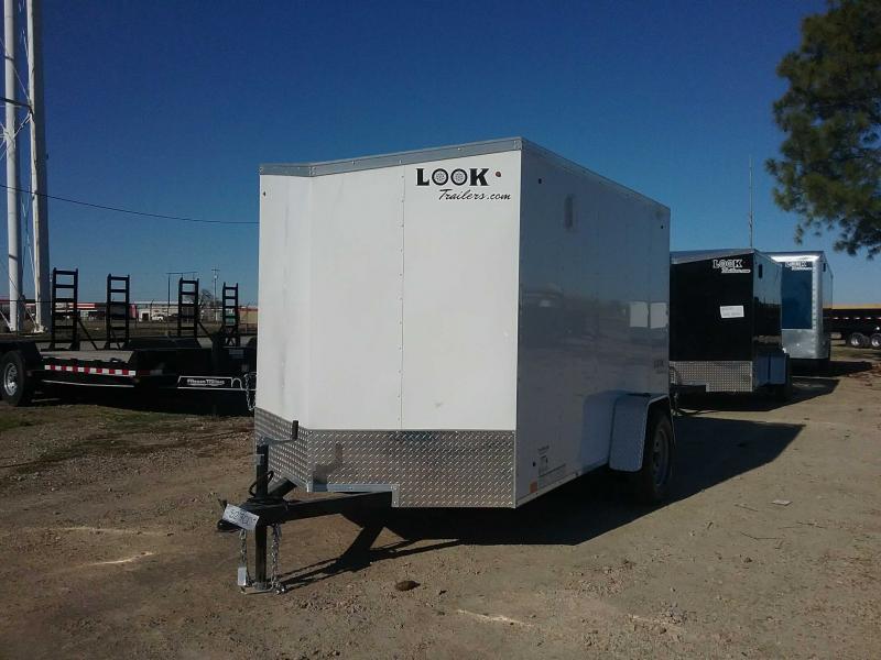 2021 Lark LSCAB6.0X10SI12FF Enclosed Cargo Trailer