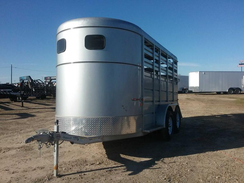 2017 GR Trailers ST6014W07LR Livestock Trailer