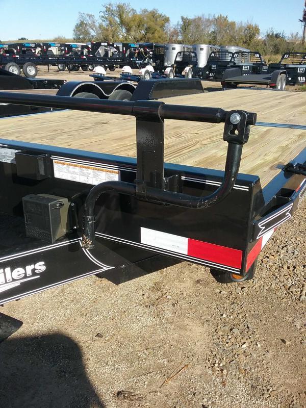 2020 Friesen Trailers GT148322 Equipment Trailer