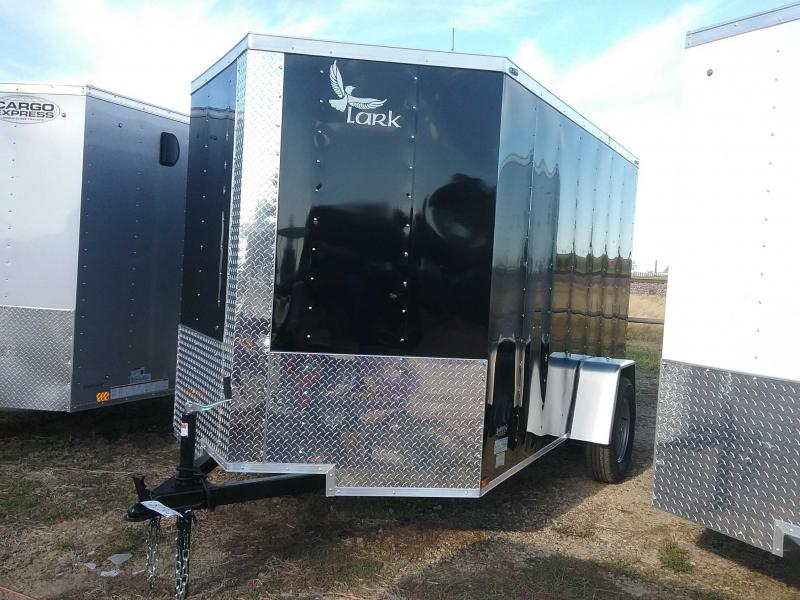 2020 Lark CT6X10SA Enclosed Cargo Trailer