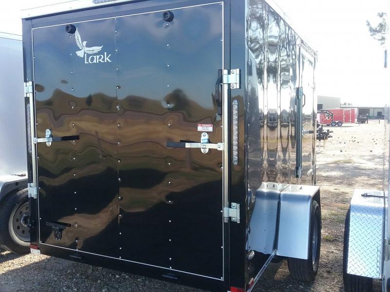 2020 Lark CT6X10SA Enclosed Cargo Trailer