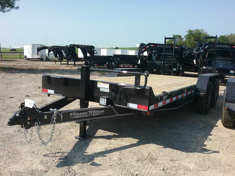 2019 Friesen Trailers EQX148318 Equipment Trailer