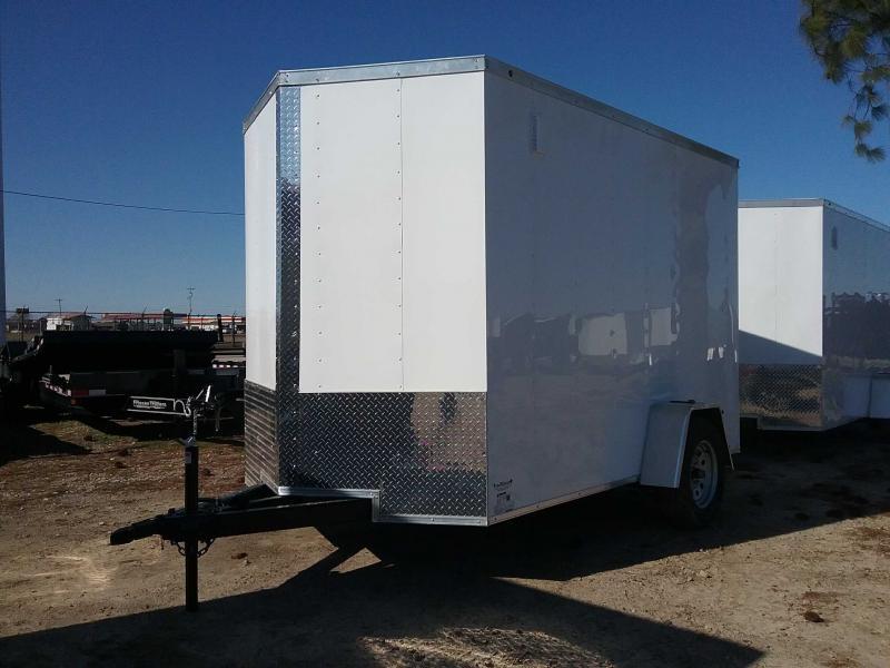 2020 Prime Trailer Manufacturing CT6X10SAPRIME Enclosed Cargo Trailer