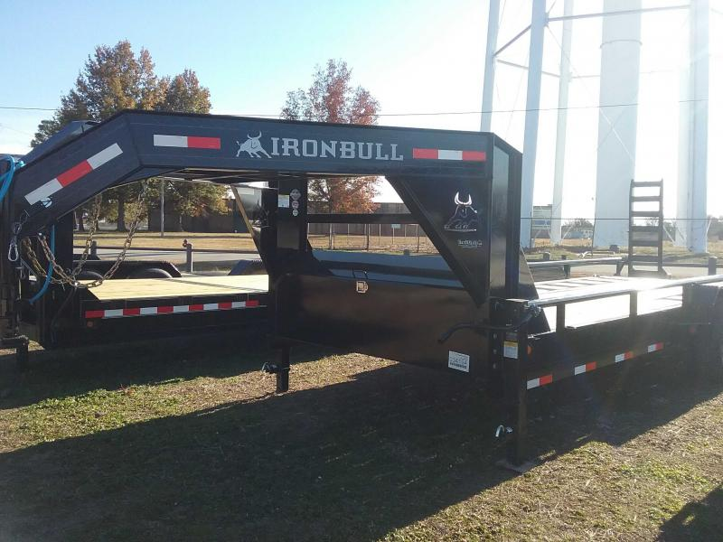 2019 Iron Bull ETG8320072 Equipment Trailer