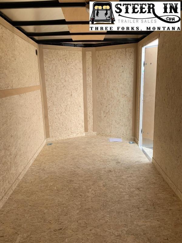 2020 Haulmark 7X16' Enclosed Cargo Trailer
