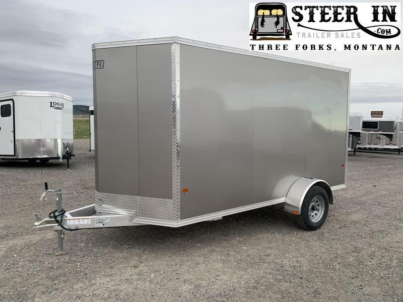 2020 EZ Hauler ZEZEC6X12SA-LMMT19 Enclosed Cargo Trailer