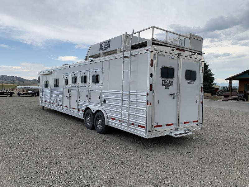 2015 Logan 815 Razor 4h Lq Steer In Trailer Sales New