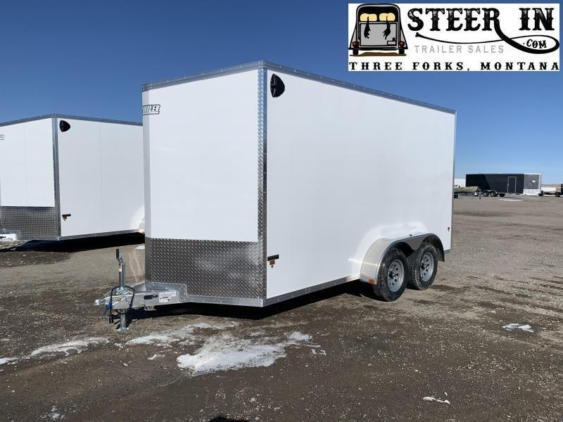 2020 EZ Hauler 7x14'  Enclosed Cargo Trailer