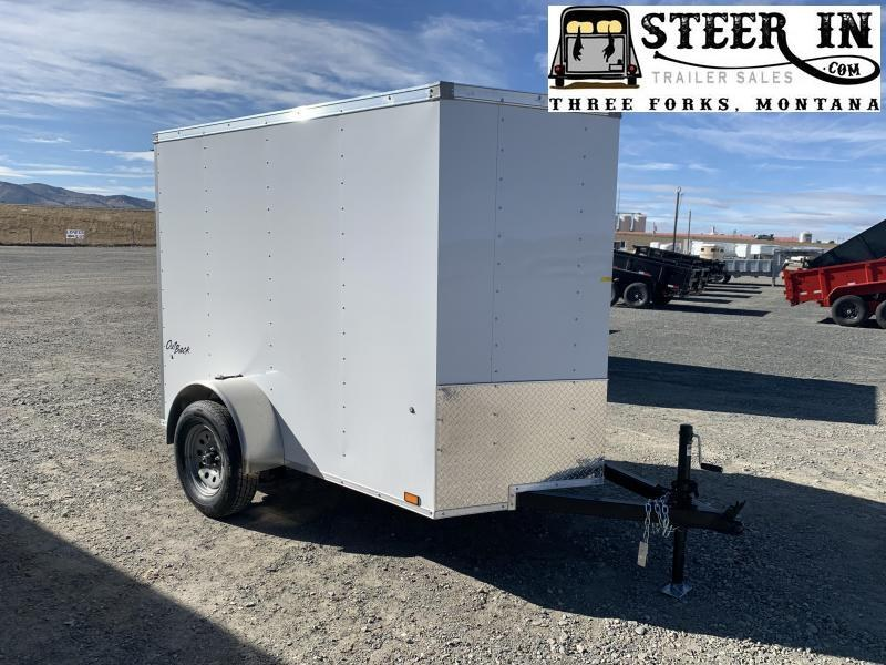 2020 Pace 5X8' Enclosed Cargo Trailer