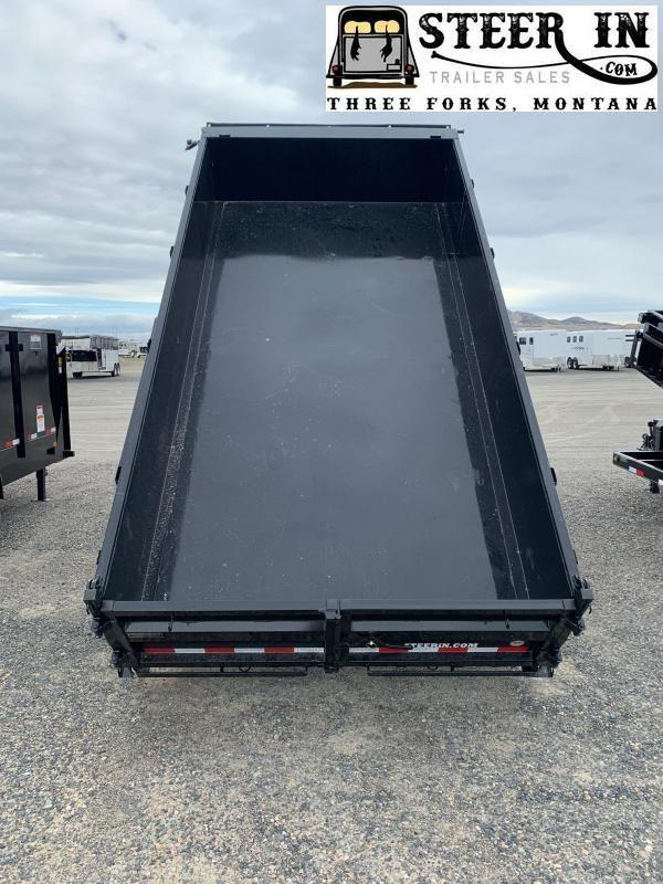 2020 Big Tex 14LP Low Profile 14' Dump Trailer