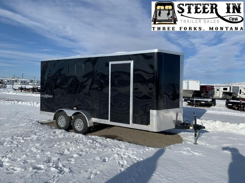 "2019 Mirage 6'6"" X 16' Enclosed Cargo Trailer"