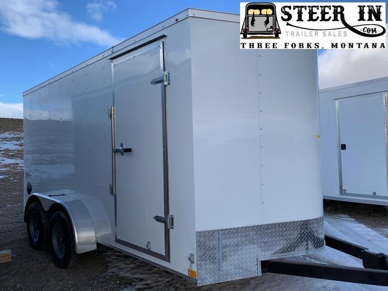 2020 Haulmark  7x14' Enclosed Cargo Trailer