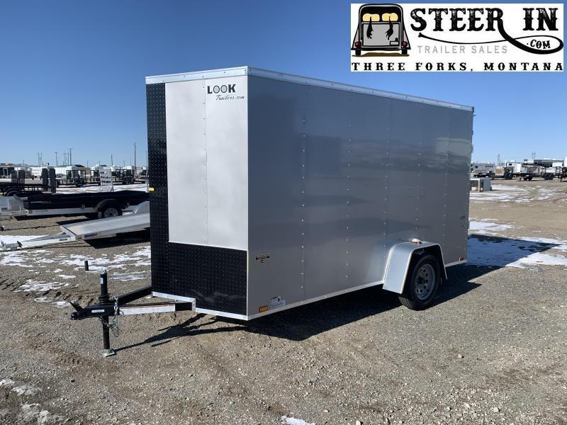 2021 Look 6X12' Cargo Trailer