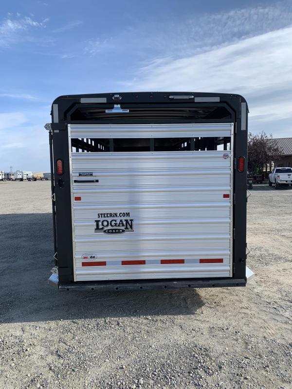 Logan Coach 24' Stock Combo