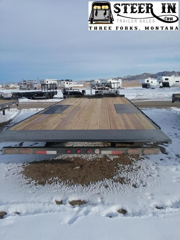 2020 Big Tex 14OT 22' Tilt Equipment Trailer