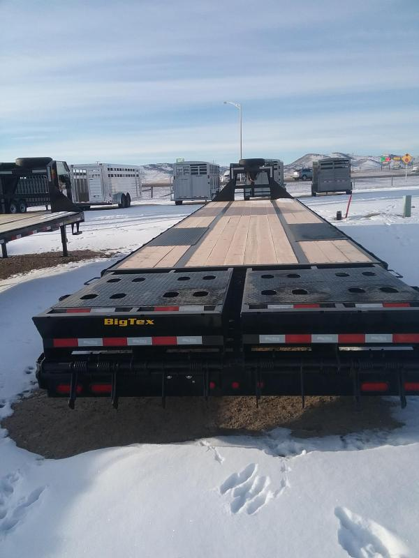 2020 Big Tex 22GN 40' (35+5) Flatbed Trailer