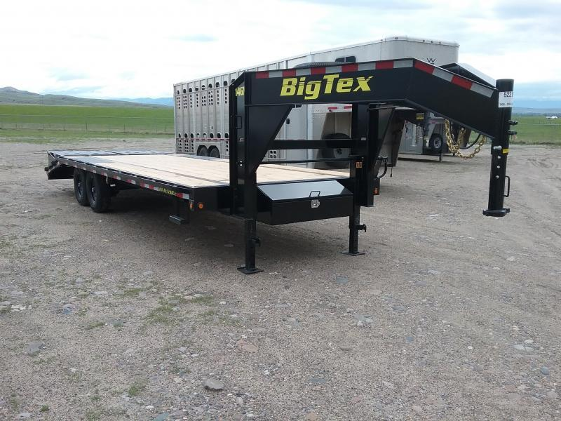 2020 Big Tex 25